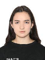 Зубова Анна Андреевна